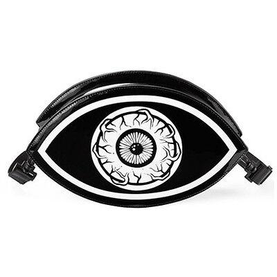 NEW KILL STAR Black/White MY EYE Crossbody Handbag -50% OFF