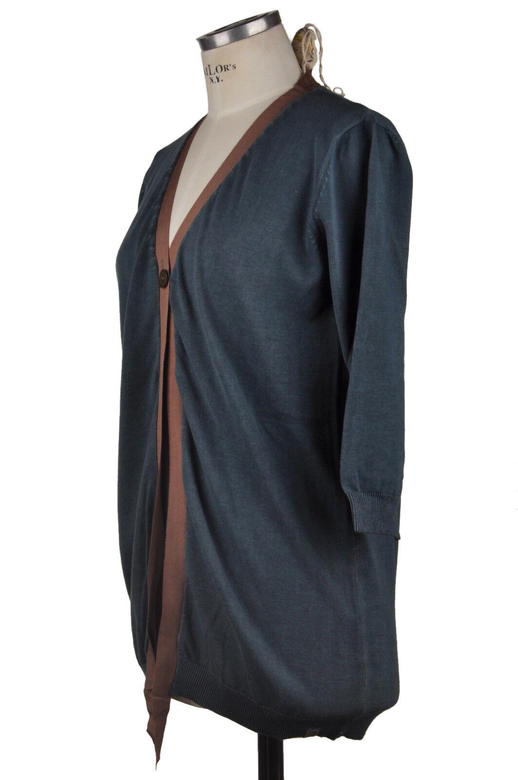 Szen - Knitwear-Cardigan - woman - braun - 683517C185416