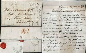 GB 1831 DURHAM LETTER CHESTER LE STREET UNDATED CIRCLE