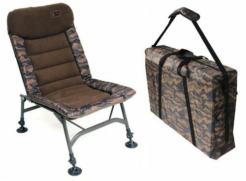 Zfish Camo Set Stuhl Transporttasche