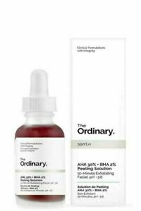 The Ordinary Chemical Peeling Solution - 1oz