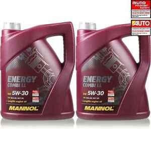 10L-Original-MANNOL-Energy-Combi-LL-5W-30-API-SN-CF-Ol-Motoroel-MN7907-5