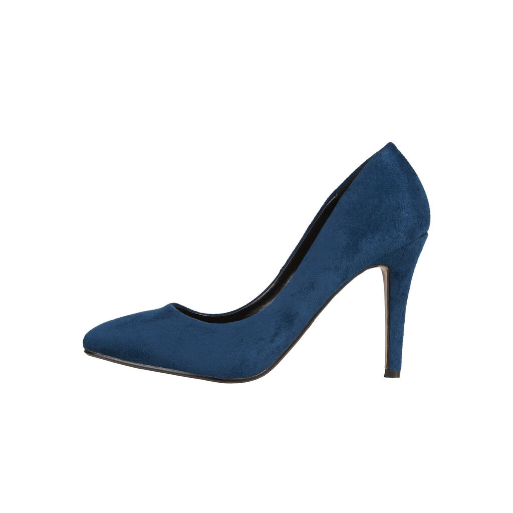 Ana Lublin frida _ ottanio Zapatos señora pumps,, tacón tacón tacón alto, azul, talla 38  estilo clásico