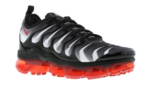 c0b437a907f New Nike Air Vapormax Plus Black Speed Red   039 Shark Bite  039 ...