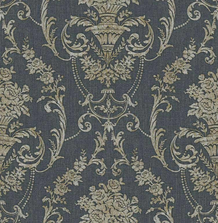 Essener Tapete Italian Classiques 22905 Ornament Baroque Vinyle Papier-Peint
