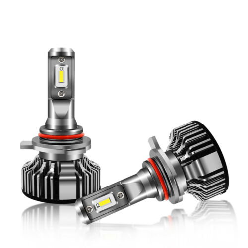 Alla Lighting LED 9012 Bulb Headlight High Low Beam Replacement for Maxima White
