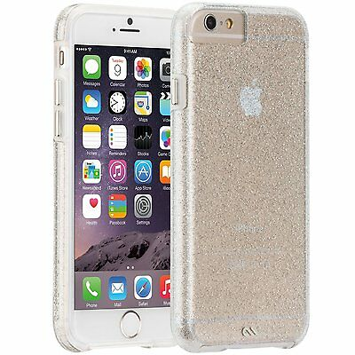 NEW Case-Mate Sheer Glam Champagne  for iPhone 6/6S iPhone 6/6s Plus