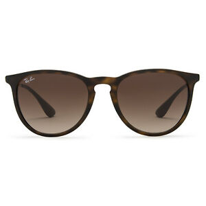30f05bce72 Image is loading Ray-Ban-Erika-Classic-Sunglasses-54mm-Tortoise-Gunmetal-