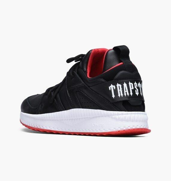 Puma Tsugi Blaze Trapstar   364713 01 nero nero nero & rosso Uomo SZ 8 - 12 217dab