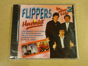 CD / FLIPPERS - IHRE GOLDENEN ERFOLGE 2 - HERZLICHST