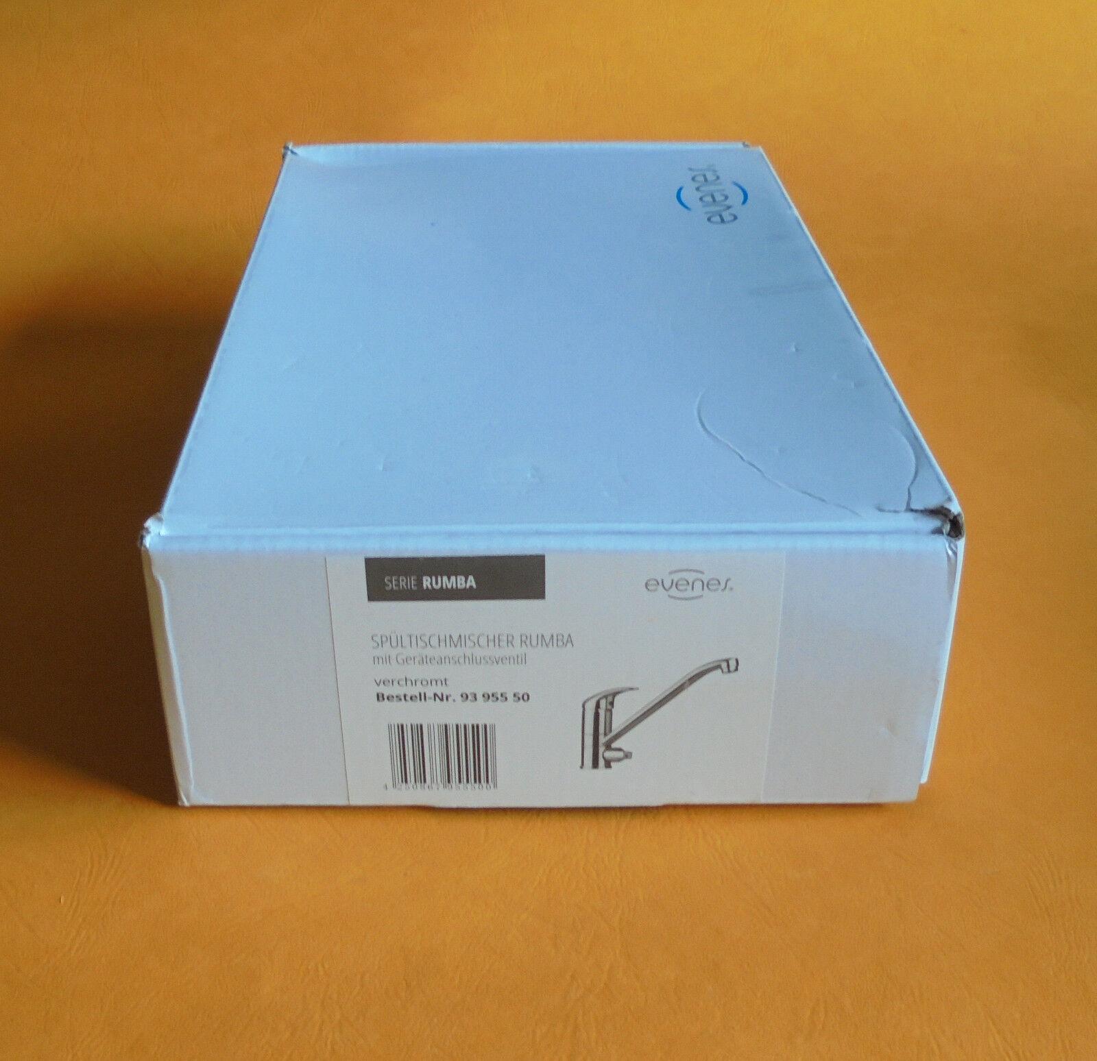 Rumba2 Spülearmatur  Geräteventil Küchenarmatur   9395550 | Deutschland Outlet  | Auf Verkauf  | Elegante Und Stabile Verpackung  | Online Outlet Shop