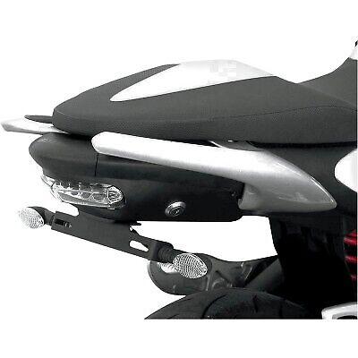 Black//Clear Suzuki SFV 650 Gladius 22-360-L Targa Tail Kit