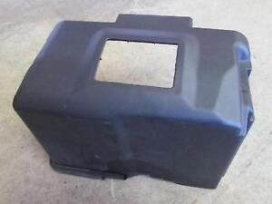 batterie abdeckung vw golf 4 bora verkleidung schwarz 1j0915435b ebay. Black Bedroom Furniture Sets. Home Design Ideas