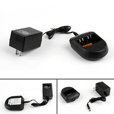 1x Desktop Rapid Charger Adapter for Motorola Mag One Bpr40 A8 Battery Radio UE