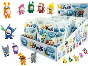 df73dc58421 Image is loading Oddbods-Collectible-Figurines -Series-1-WORLDWIDE-SHIPPING-NEW-