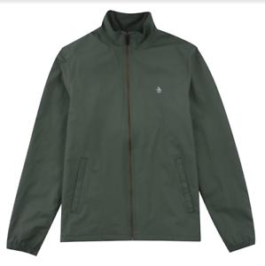 Giacca Xxl bronzo Penguin® 00 verde originale 80 £ Srp FwZFqrBTx