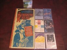 ROOTS N BLUES  THE RETROSPECTIVE  1925-1950 + KING WATERS GUY TINA CASSETTE SET