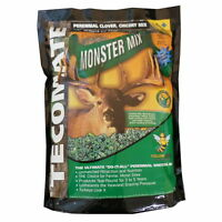 Tecomate Monster Mix Food Plot Seed - 4.5 Lbs. Sealed ( Plants 1/2 Acre)