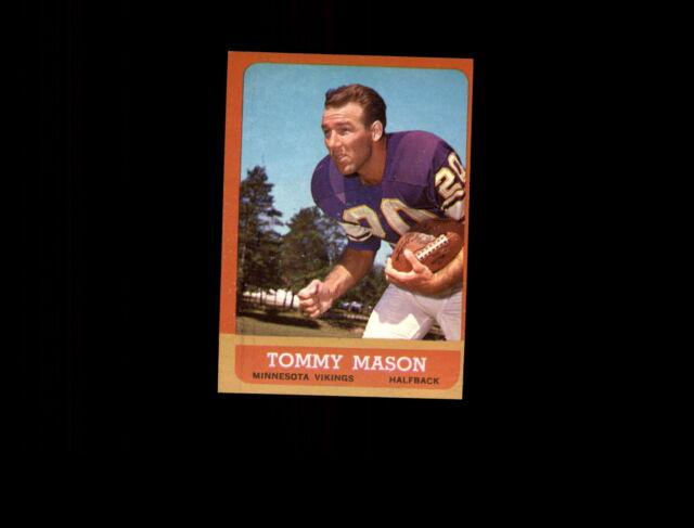 1963 Topps 99 Tommy Mason EX #D876285