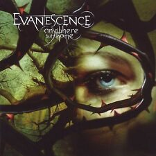 EVANESCENCE - ANYWHERE BUT HOME  CD NEU