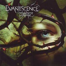 EVANESCENCE - ANYWHERE BUT HOME  CD NEU