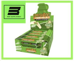 Carb-Killa-Bars-Grenade-Apple-Rumble-PROTEIN-BAR-12-BARS