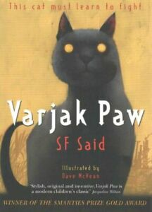 Varjak-Paw-by-S-F-Said-9780552572293-Brand-New-Free-UK-Shipping