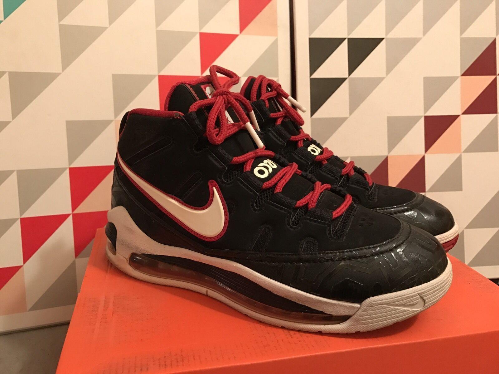 Nike power max greg oden pe portland trail blazers  hoh damian lillard
