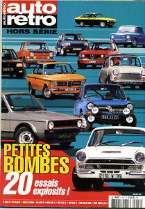 AUTO RETRO Hors Série 20 petites bombes