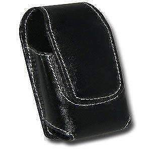 AMZER-Optima-Leather-Pouch-Size-4-For-BlackBerry-Style-9670-HTC-Aria-Nextel