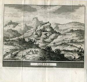 Malaga-Zahara-Mountains-Of-Ronda-Engraving-By-Pieter-Van-Der-Aa-1707