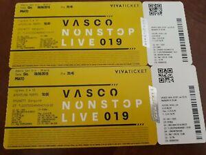 Vasco Rossi CONCERTO : Nonstop live 019 SAN SIRO - PRATO -