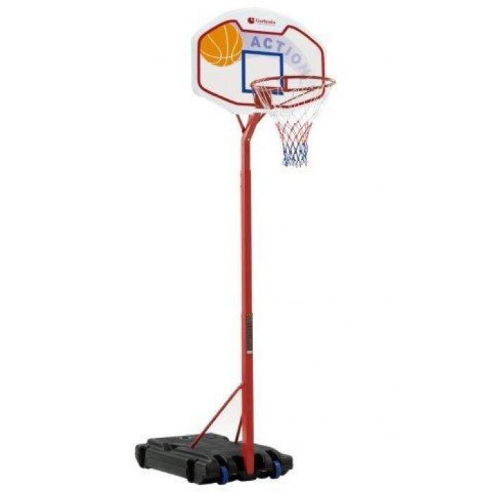 Tabellone da Basket Detroit Garlando con Base Colonna e Base con 210 260 cm Canestro 8b1af3