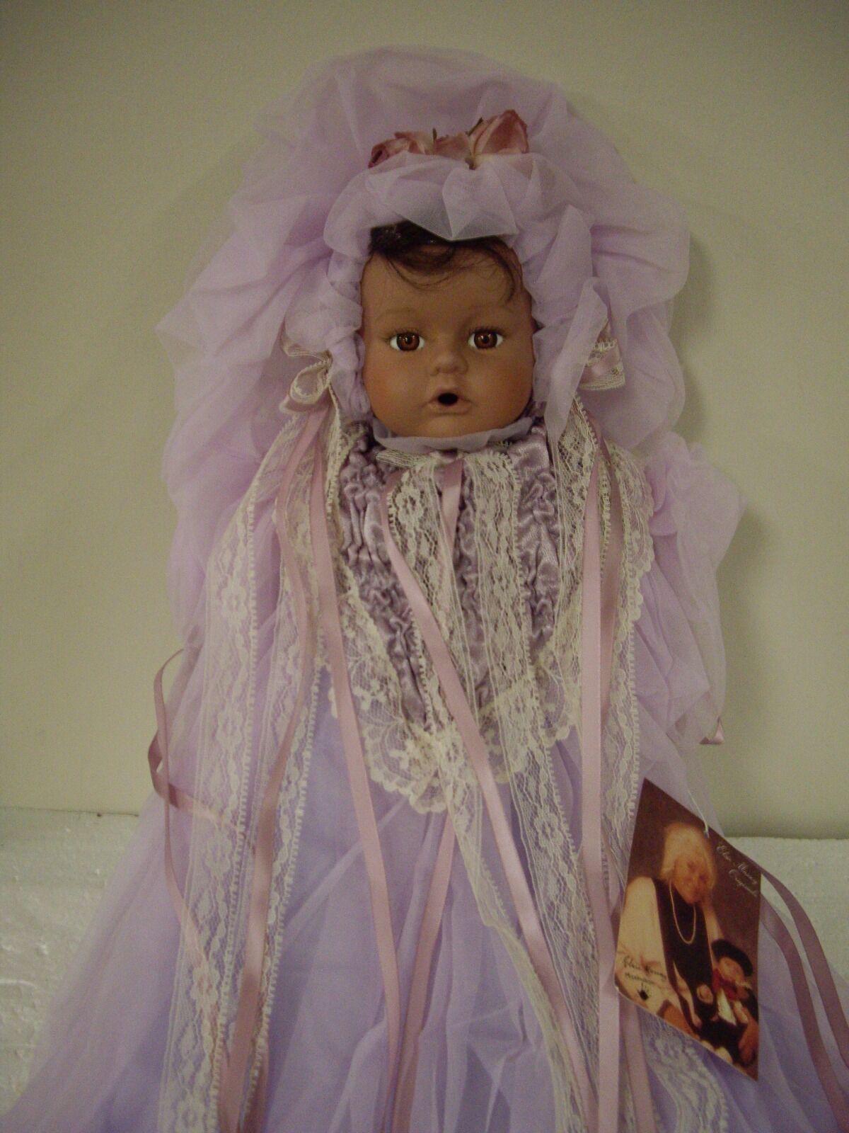 Elsie Massey Originals-Victorian Collector's Doll,  Tina