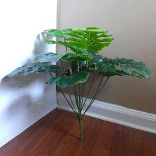 Artificial Plants 12 Turtle Leaves Palm Tree Small Bush Lifelike Leaves