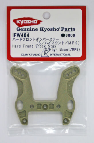 S//High Mount//MP9 Kyosho dur IFW464 Front Shock Stay