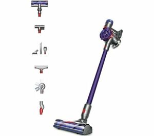 DYSON V7 Animal Extra Cordless Vacuum Cleaner 0.54L 29.4V Purple - Currys