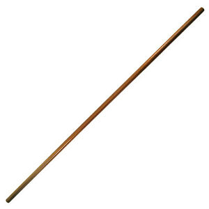 Details about Wing Chun 2 2M Long Dragon Pole Tapered One End Martial Arts  Wooden Staff Stick