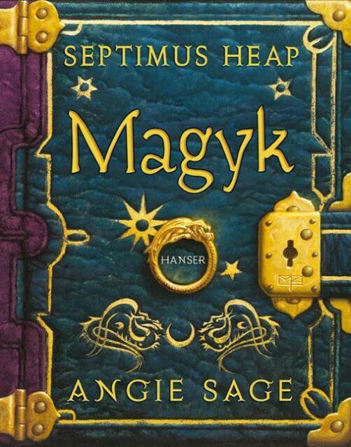 Zug, Mark - Septimus Heap 1: Magyk /5