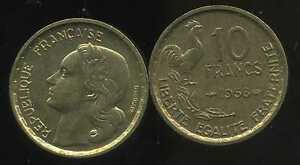 10-francs-GUIRAUD-1958-SUP