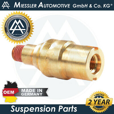 ⭐⭐⭐⭐⭐ Front Air Suspension Spring Bag Strut For Mercedes W220 S Class 2203202438