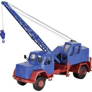 Kibri-11290-h0-magirus-deutz-camion-con-gru