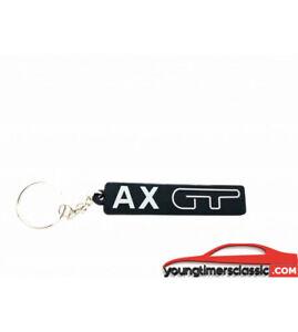 Porte-cle-CITROEN-AX-GT