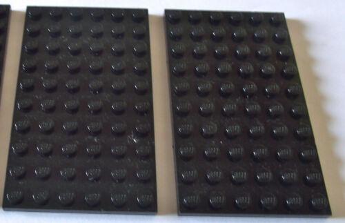 LEGO 6x10 plates pack of 2  part 3033 Choose your colour.