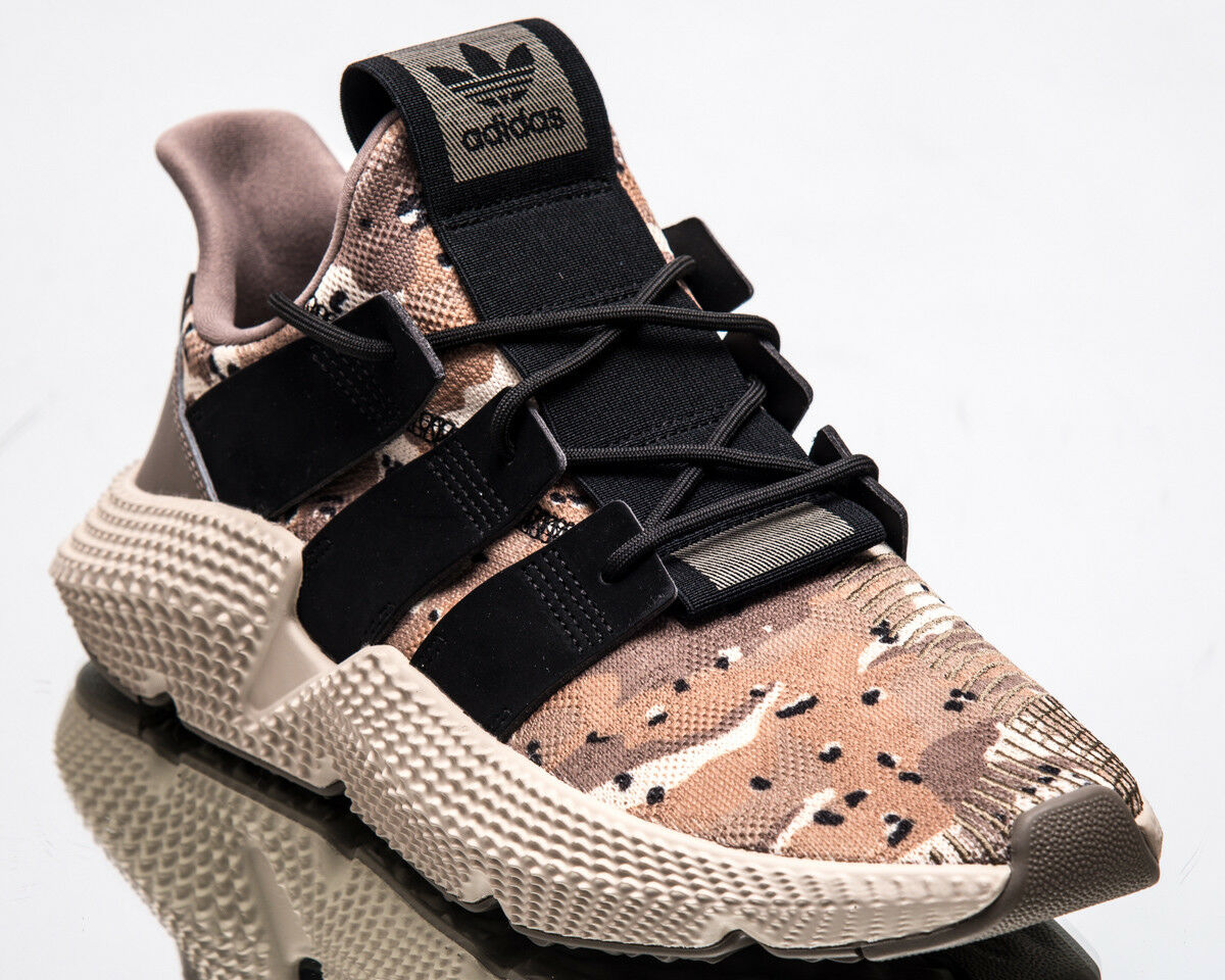 adidas Originals Prophere Desert Camo hommes New Brown Noir Lifestyle Shoes B37605