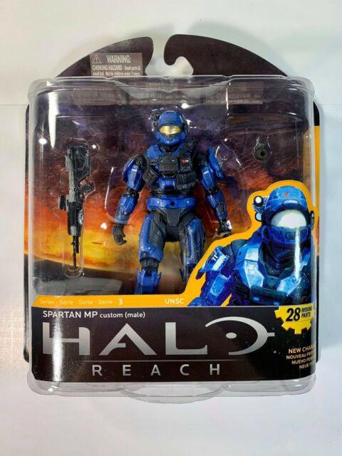 Mcfarlane Halo 3 Reach Accessories parts POWER CORE MINE FLARE JAMMER EQUIPMENT