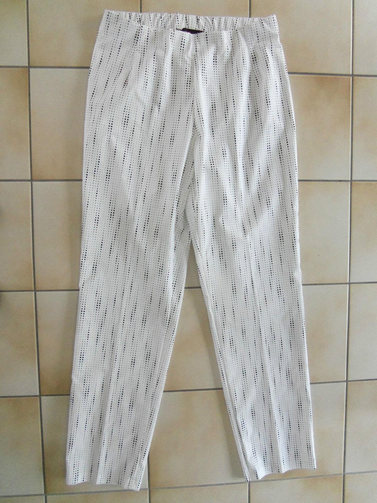 "Sallie Crème 24 HOURS ""Comfort Stretch"" pantalon Robin neu 42 (201) pour ""sondrepreis"""