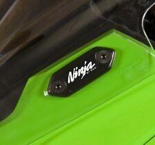 R&G Racing Mirror Blanking Plates to fit Kawasaki ZX6R 636 2013-