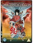 Legend of The Millennium Dragon 5035822069831 DVD Region 2