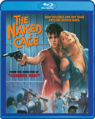The Naked Cage (1986) BLU-RAY NEW
